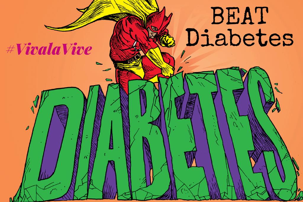Diabetes, Viva la Vive, Vivian Acquah, Nutrition Advocate, Voedingsdeskundige