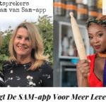Vivian Acquah, levensgeluk, Viva la Vive, Linked4Energy, Fleur van den Horn, Mirjam Paap