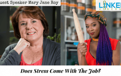 Does Stress Come With The Job?