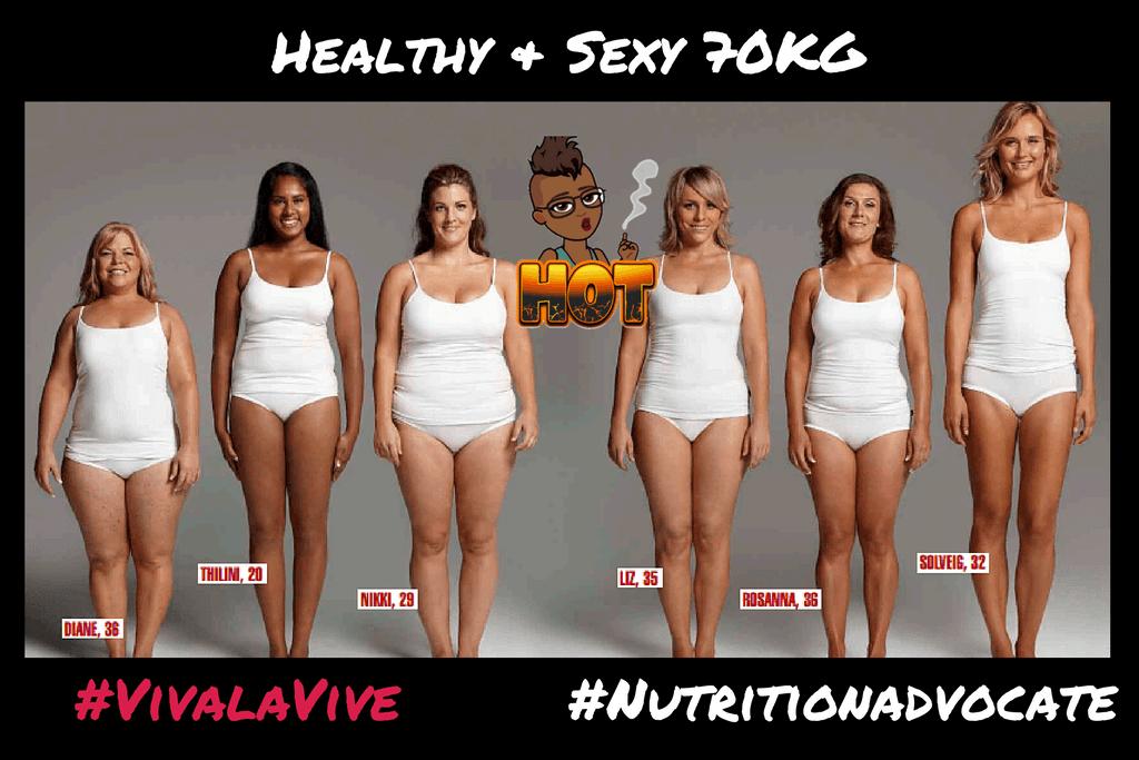 Viva la Vive, healthy sexy 70 kilo, Nutrition Advocate, Vivian Acquah