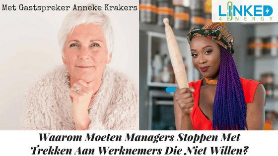 Waarom Moeten Managers Stoppen Met Trekken Aan Werknemers Die Niet Willen?